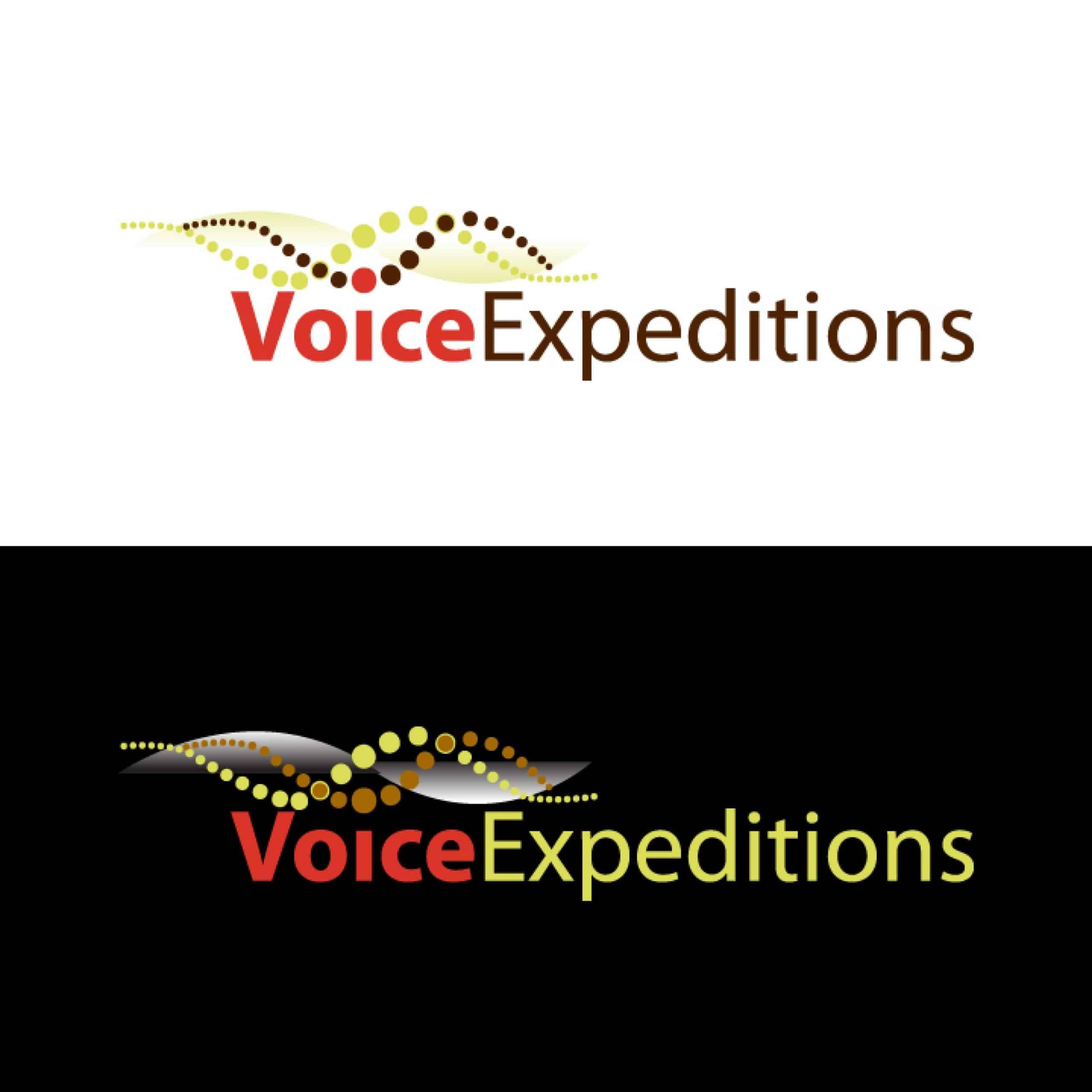 Voice Expeditions - Logo Design