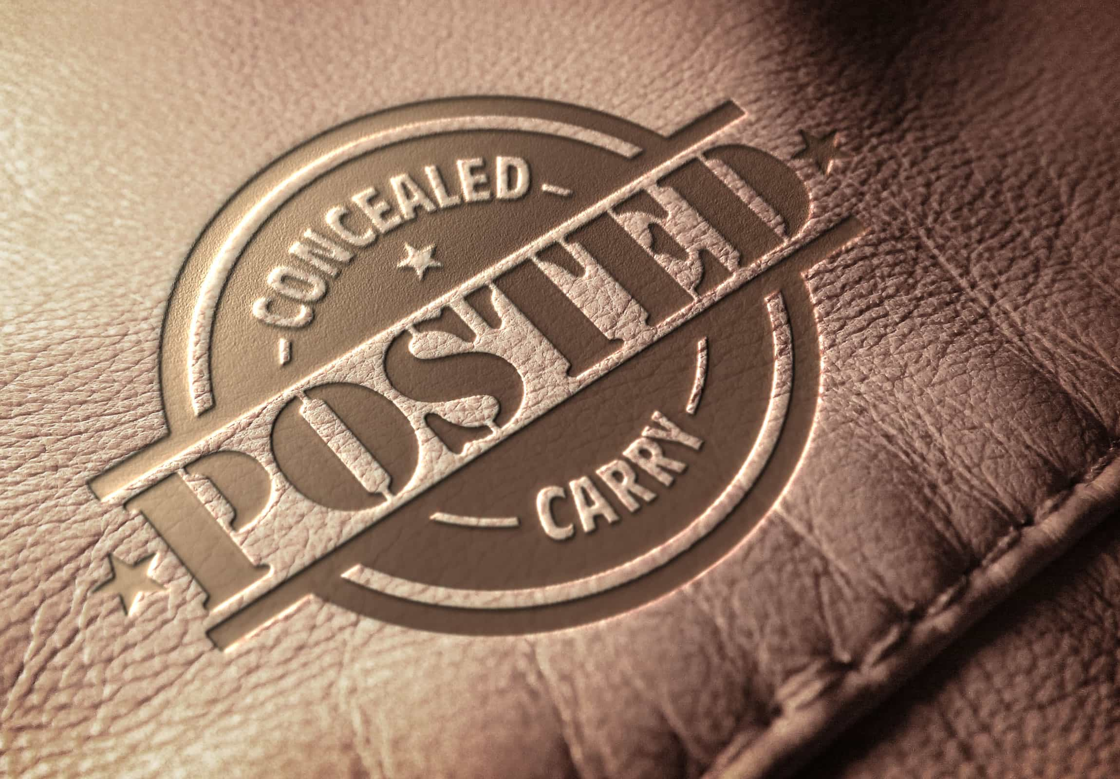 Concealed Carry Posted - Branding & Marketing