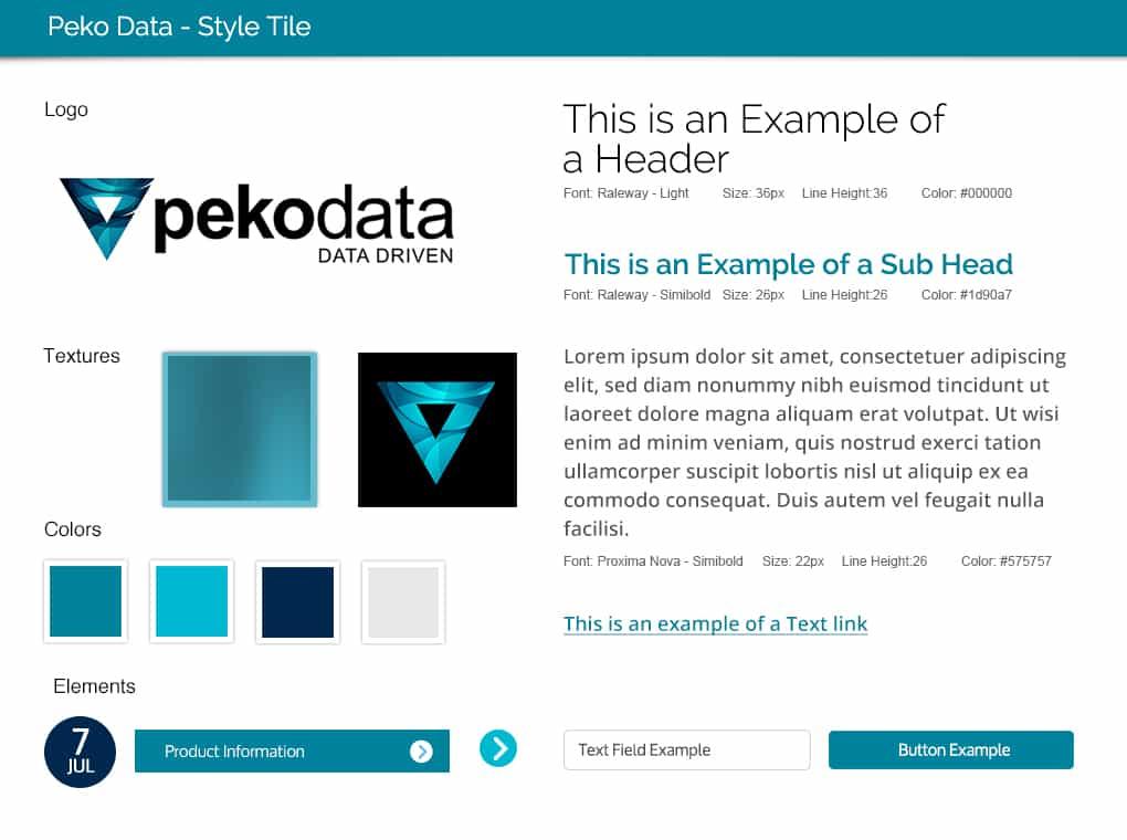 Peko Data Custom Software