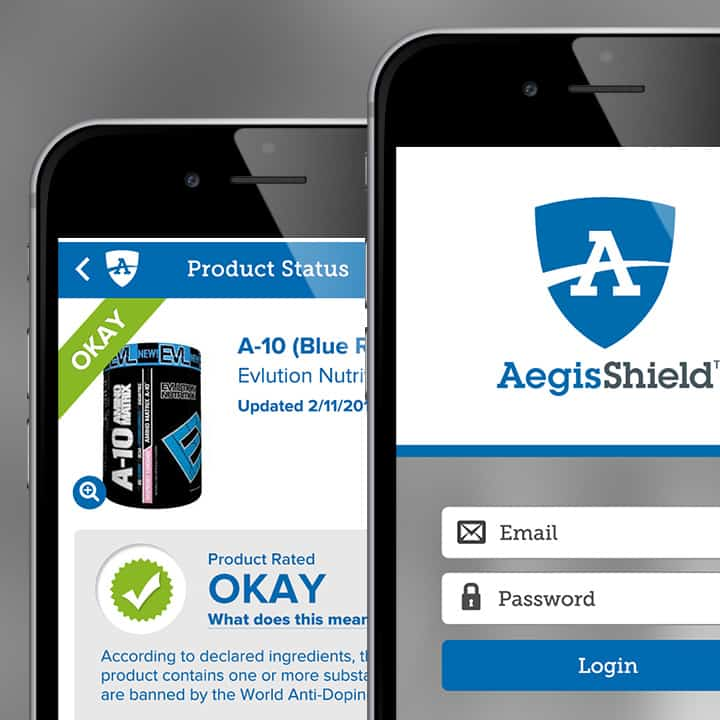Aegis Shield Mobile App Development