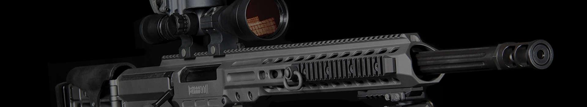 Barrett Firearms Portfolio