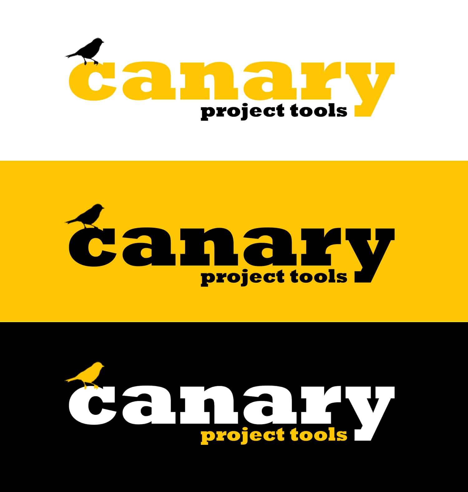 Canary Project Tools - Logo Design