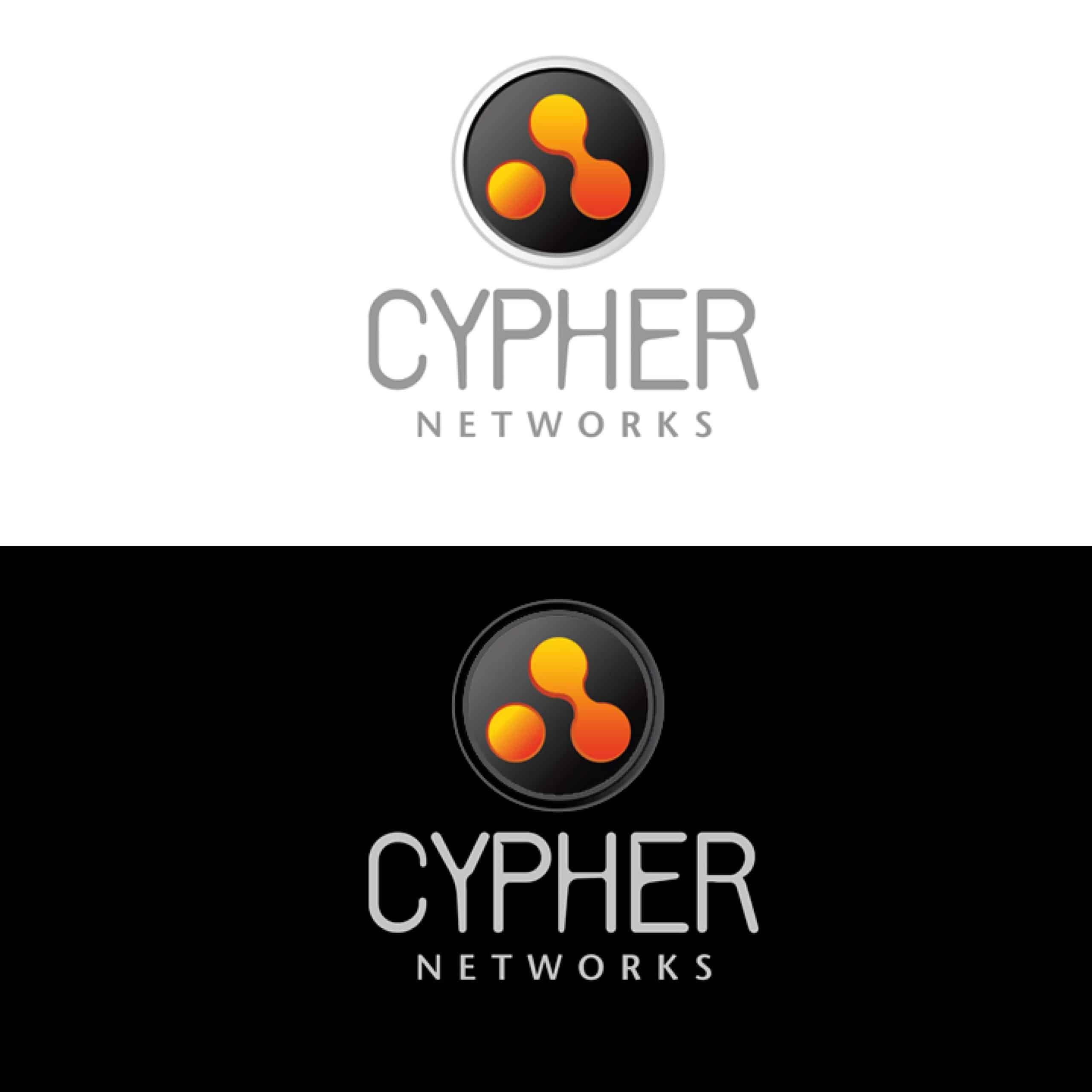 Cypher Networks - Logo Design