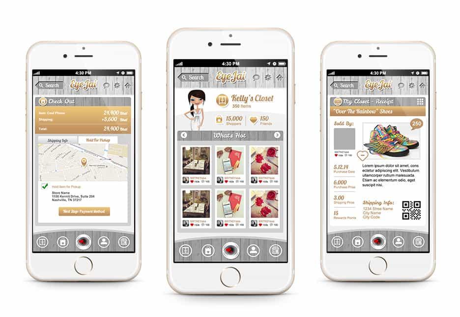 Eyejai Mobile App Development