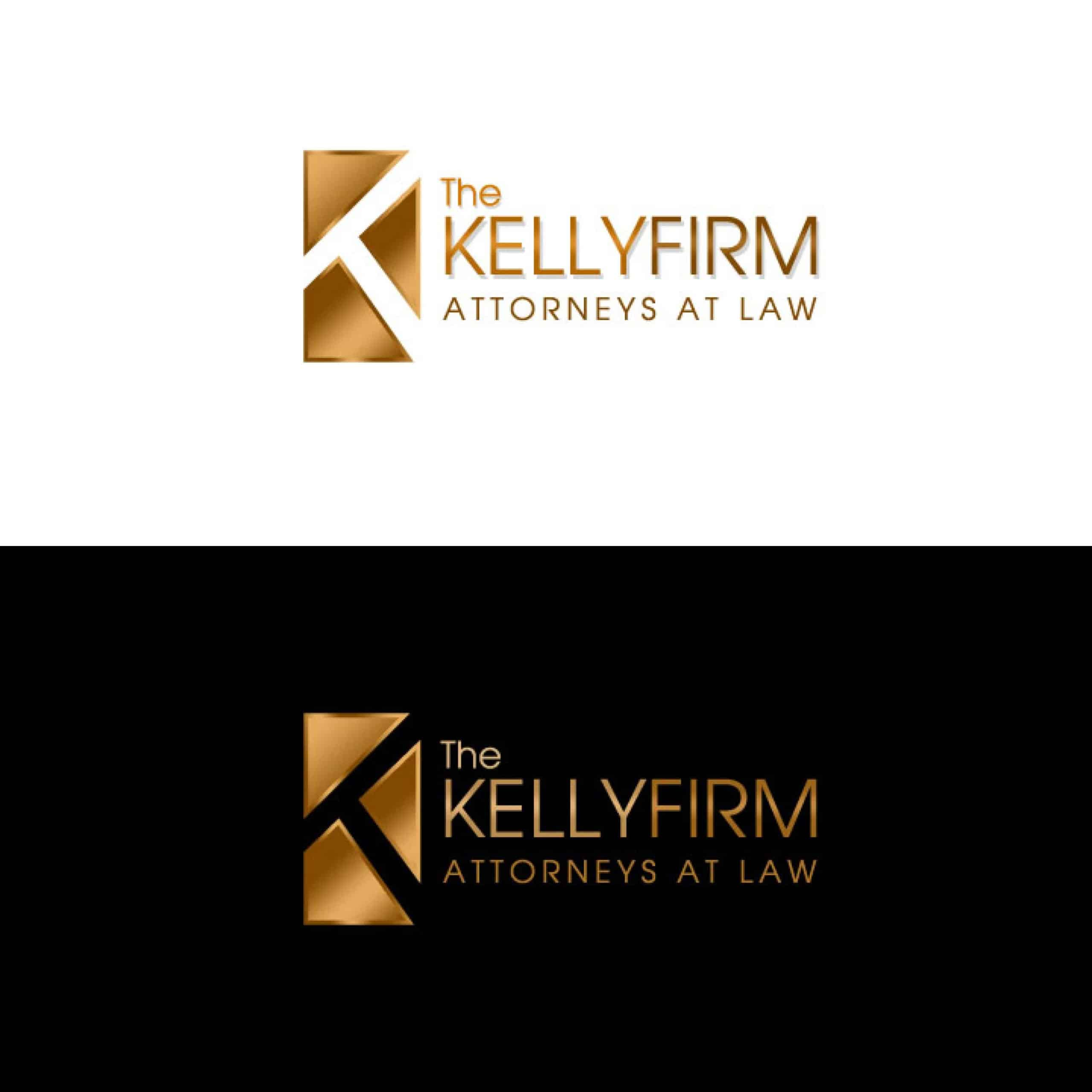The Kelly Firm - Logo Design