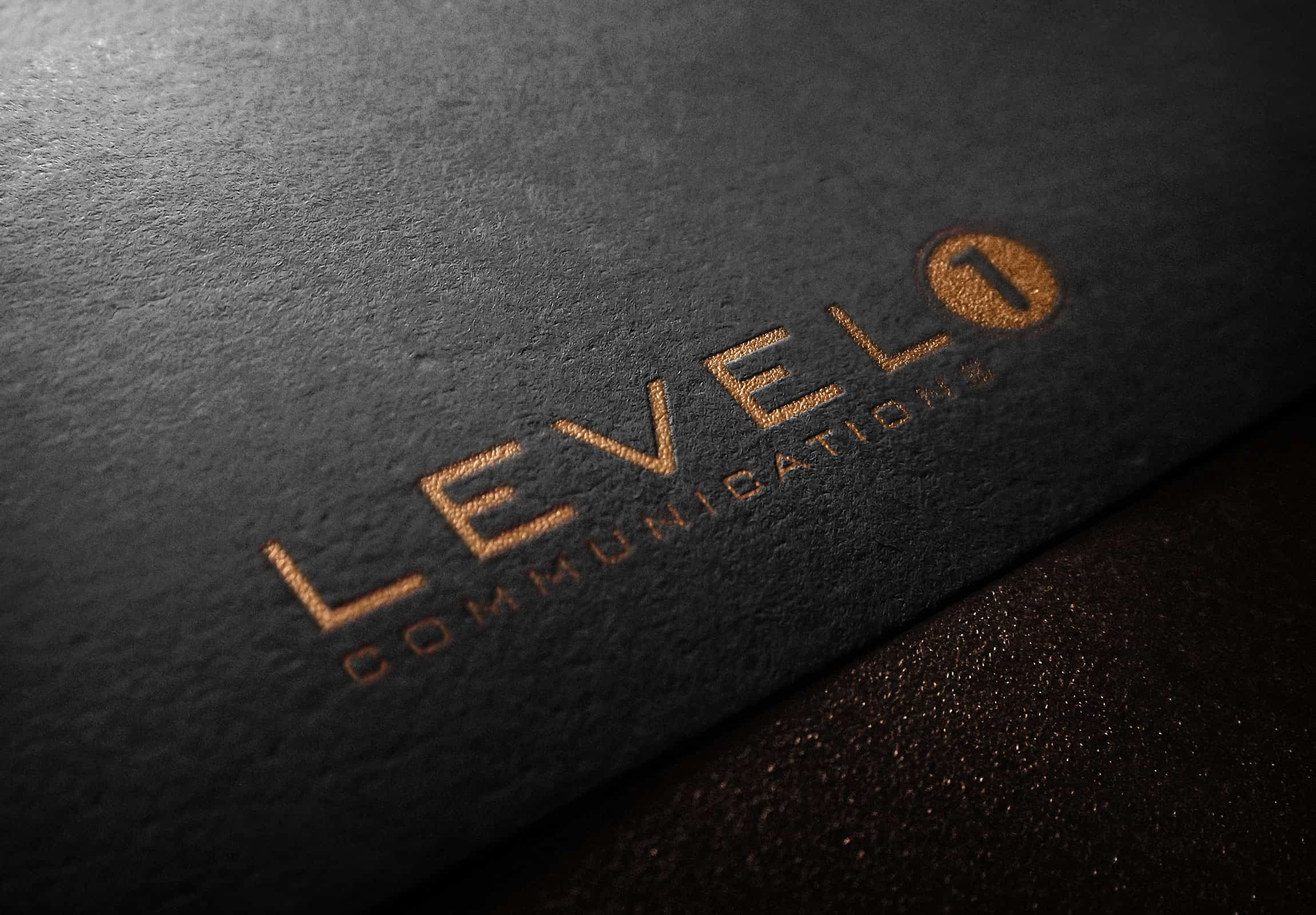 Level1 - Branding & Marketing