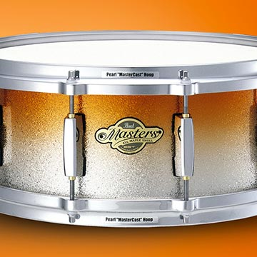 Nashville Web Design Slideshow Image for Pearl Drums