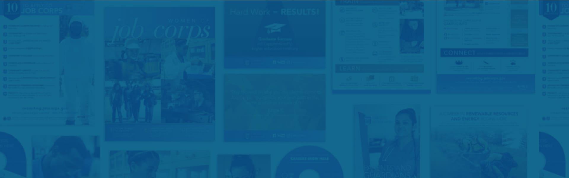 Job Corps | Nashville Web Design | Branding | Darkstar Digital